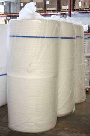 foam packing roll